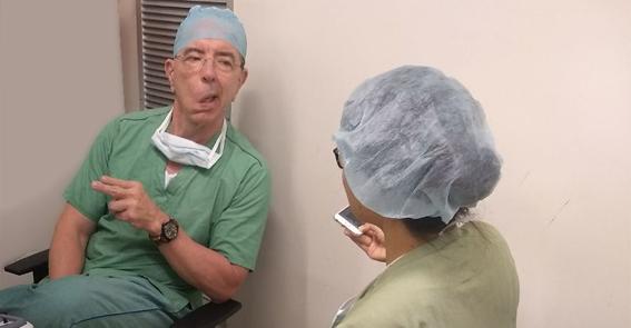 Confira o depoimento do Dr. Antonio Macedo, responsável por mais de 600 procedimentos cirúrgicos robóticos no Brasil.
