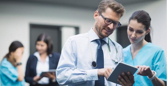 Usando a tecnologia da informação na área da saúde